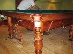 Сборка бильярдного стола