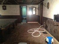 ремонт бильярдной комнаты