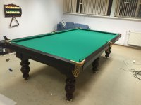 Реставрация стола 10 ф